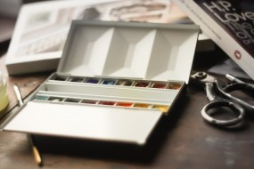 New Watercolour Palette